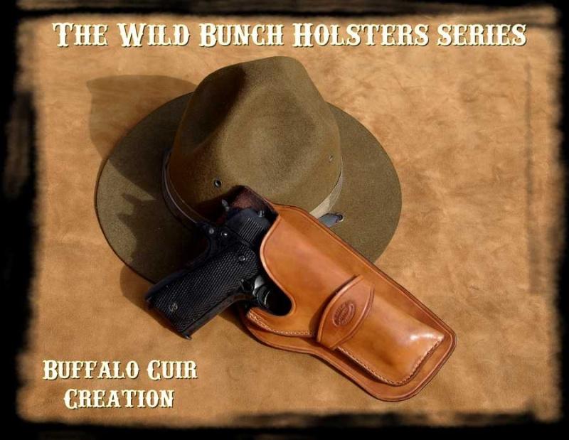 Holster Pueblo Wild Bunch Pueblo10