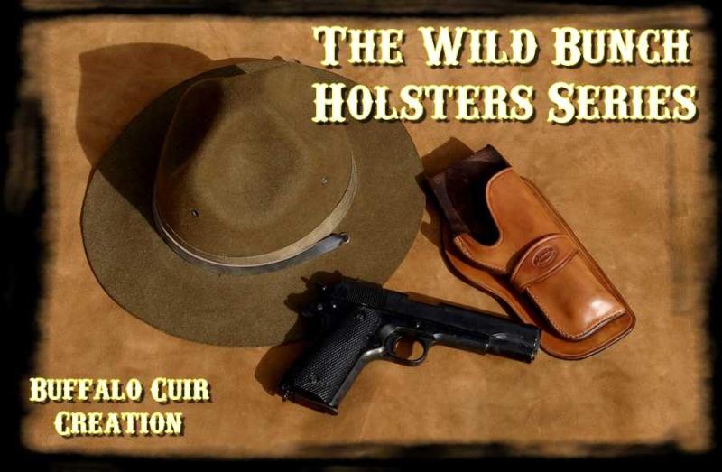 Holster Pueblo Wild Bunch Pueblo12