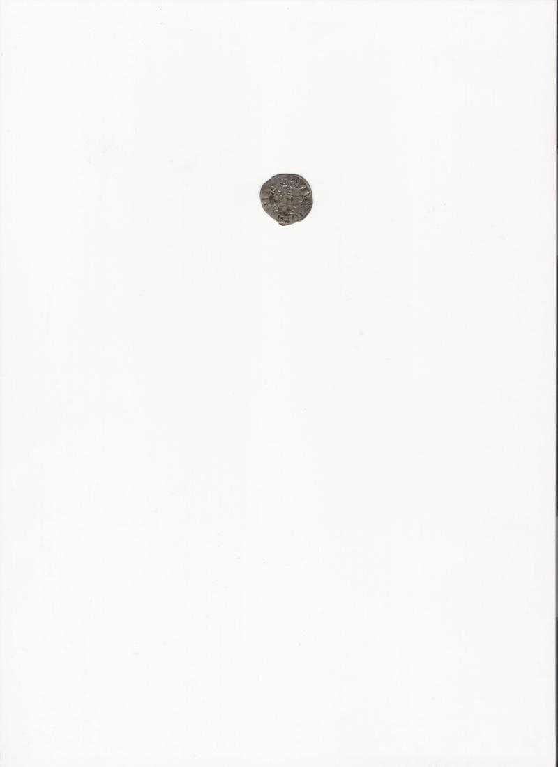 Extraña moneda Medi10