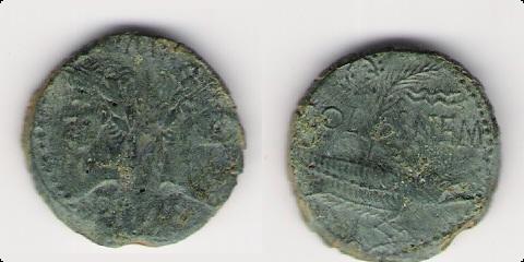 As de Colonia Nemausus (Galia) Nem_fi10