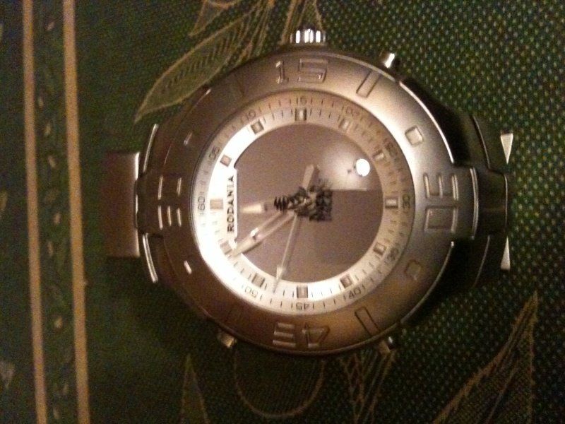 Rodania est le chronométreur officiel du Dakar. Img_1110
