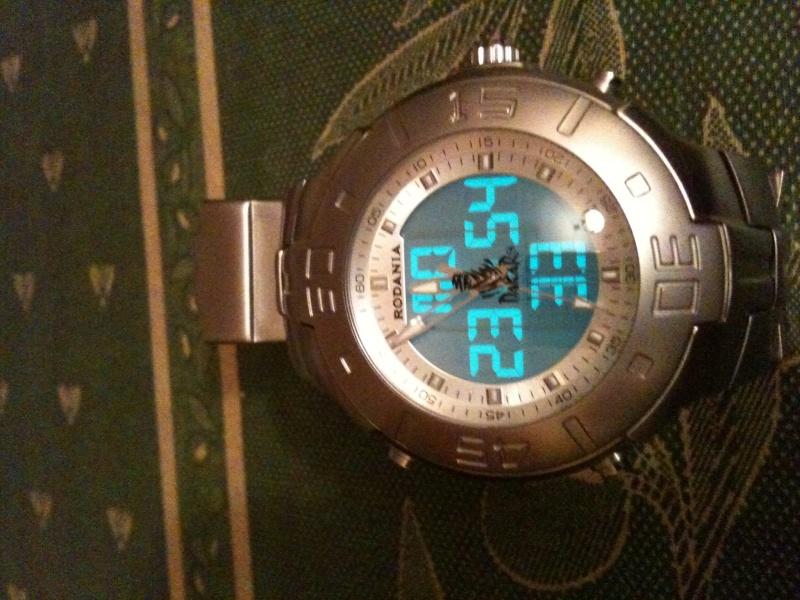 Rodania est le chronométreur officiel du Dakar. Img_1111
