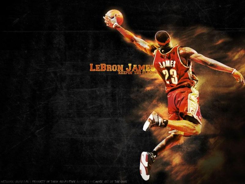 NBA DAKİ YILDIZLAR Lebron14