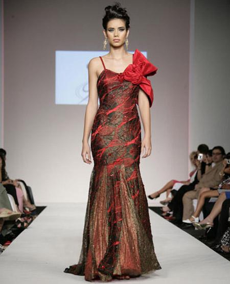 أزياء المصمم ...وليد عطا الله 4049_211