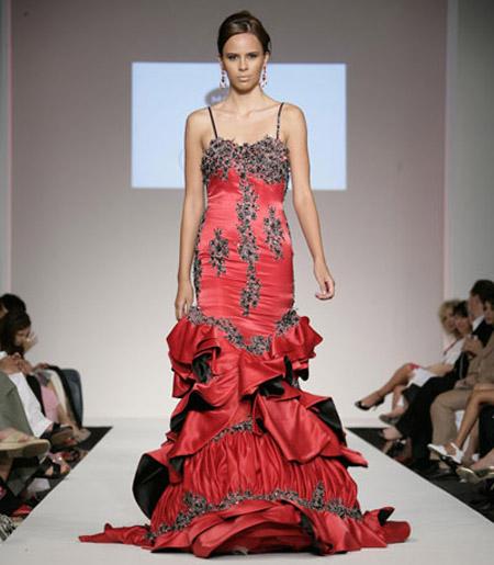 أزياء المصمم ...وليد عطا الله 4049_312