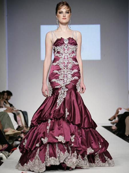 أزياء المصمم ...وليد عطا الله 4049_411