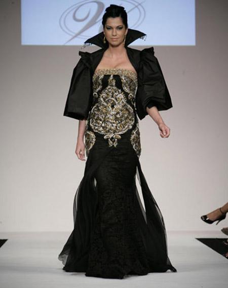أزياء المصمم ...وليد عطا الله 4049_610