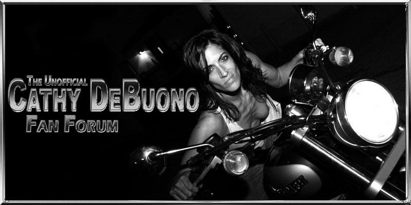 Cathy DeBuono Fan Forum