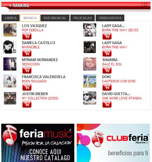 Daniela 3er lugar en ventas de Feria Mix Feriam10