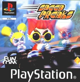 Speed Freaks (PS1) 815110