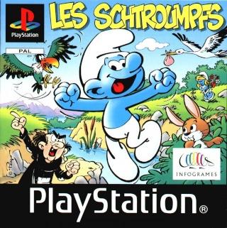 Les Schtroumpfs (PS1) Les_sc10