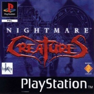 Nightmare Creatures (PS1) Nightm10