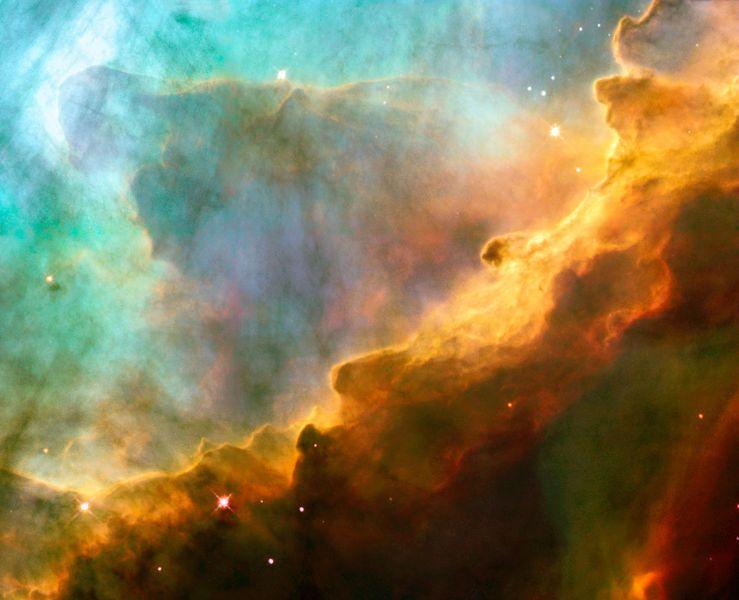 Les images étonnantes de l'univers Nebule11