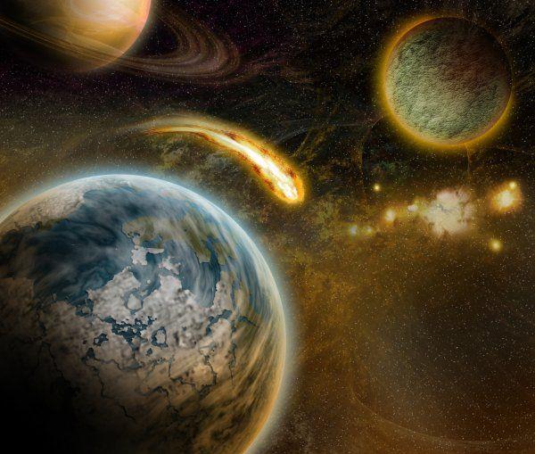 Les images étonnantes de l'univers Planet10