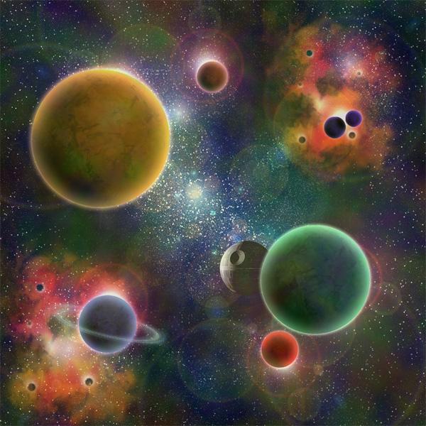 Les images étonnantes de l'univers Planet11