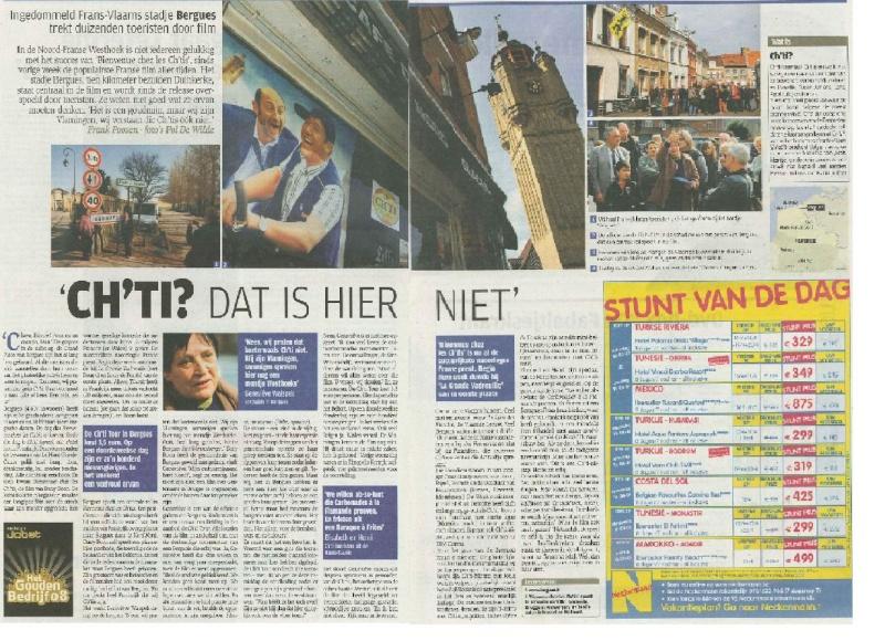 Het Vlaams gevoel wordt bedreigd door de ch'ti storm Artike10