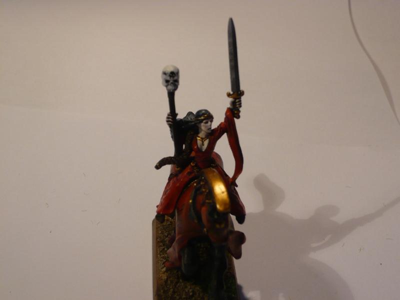 Armée Comtes Vampires (en cours de peinture ) Helene11