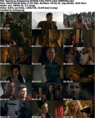 تحميل مسلسل الأكشن Spartacus: Vengeance 2012 مترجم [ للكبار فقط + 18 ] الموسم الثالث  بجودة 720p HD تحميل + مشاهدة مباشرة أون لين على سيرفرات عديدة مباشر    (الحلقة الثامنة ) D83c6310
