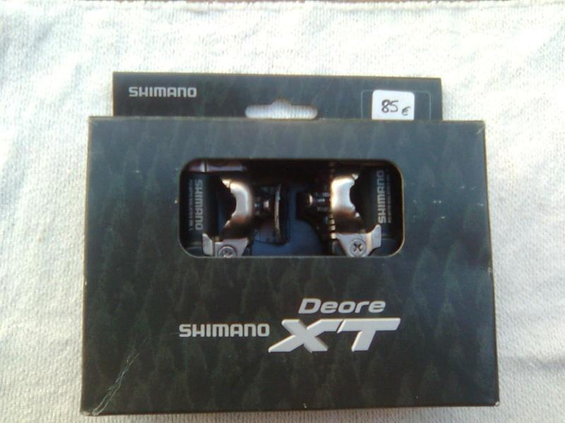 """VENC PEDALS """"SPD PEDAL PD-M770 SHIMANO DEORE XT"""" Imatge12"""