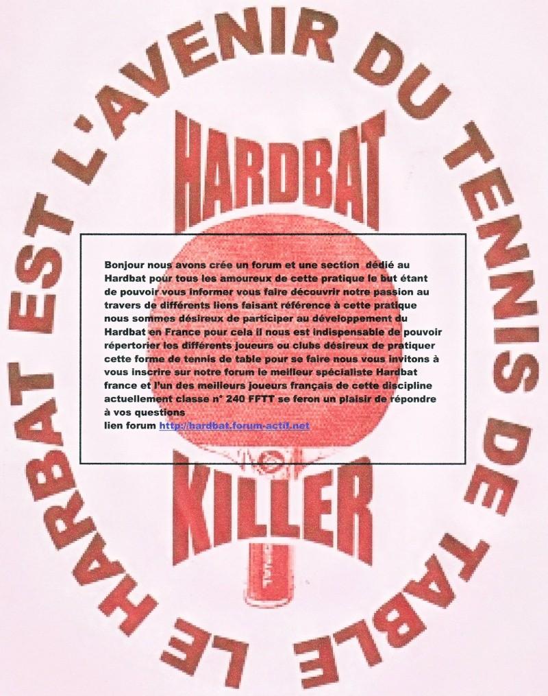 FORUM HARDBAT TENNIS DE TABLE Image026