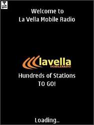 Lavella MobileRadio V1.02 Java Scr00011