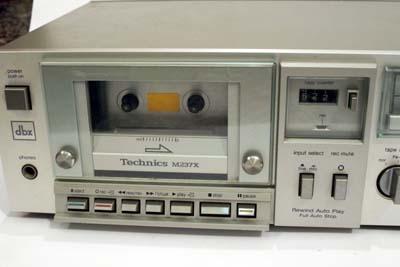 Piastra HI-FI a cassette Deck_011