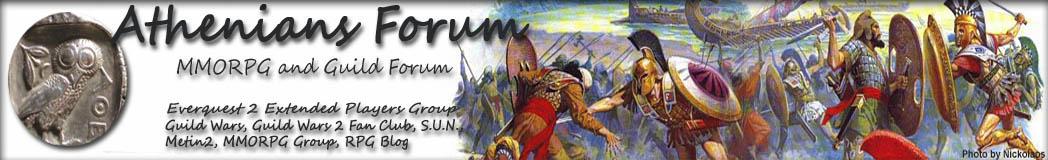 ATHENIANS Forum