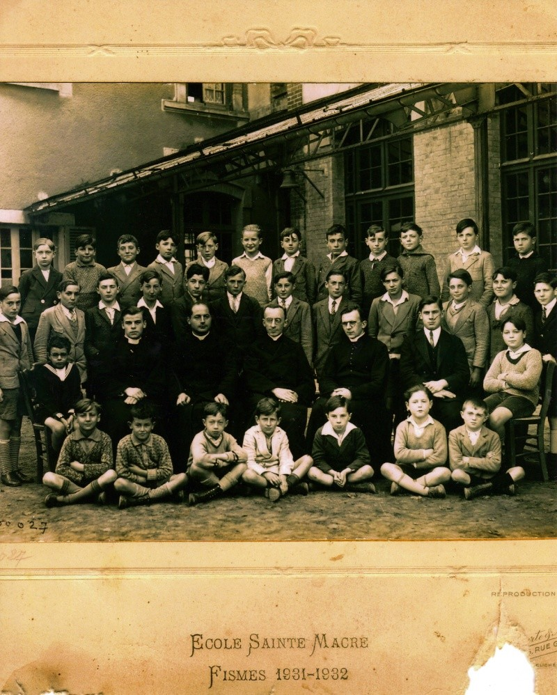 Collège Sainte-Macre à Fismes (51) 1931_s10