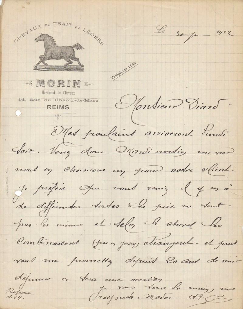 Marchands de chevaux en 1912 Morin_12