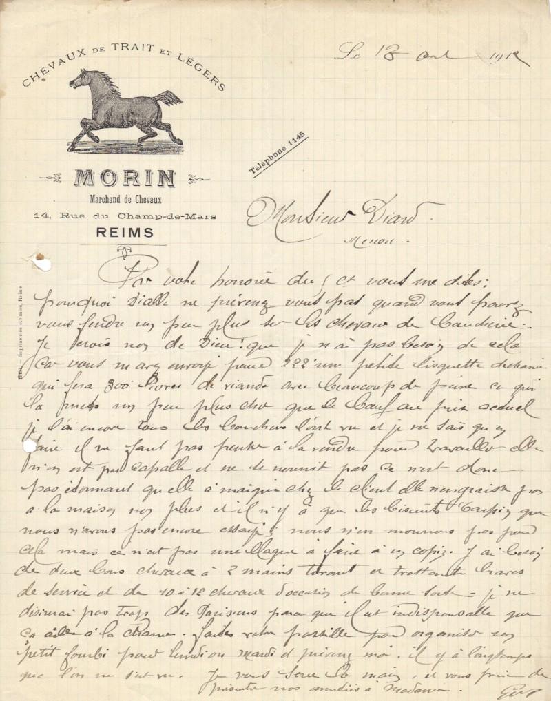 Marchands de chevaux en 1912 Morin_13