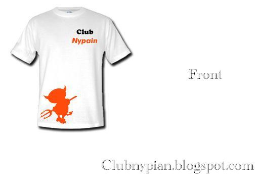 Club Nypian Shirt Design Suggestion Front10