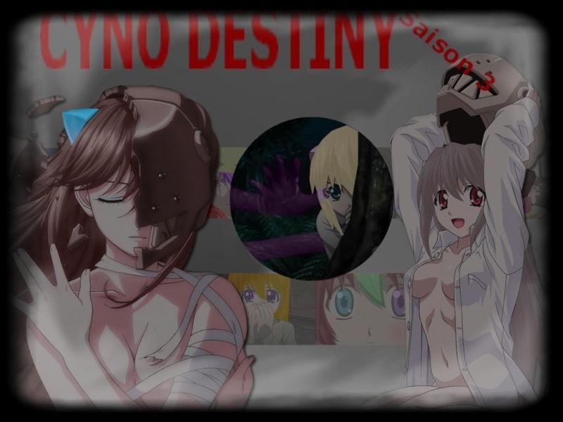 Logo de Cyno destiny saison 3 - 2e Eva_st11
