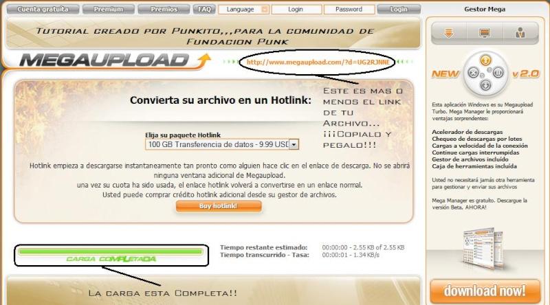 Tutorial Como Subir Archivos a Megaupload... Tuto_m15
