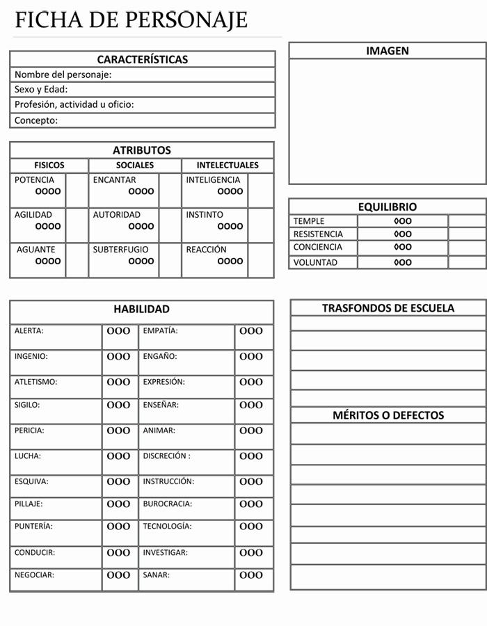 Modelo Ficha de personaje Fichap12