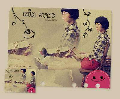 Kim June GFX ~ Bannki10