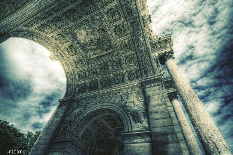Paris-France Arche_10