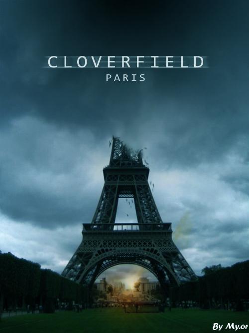 Paris-France Clover10