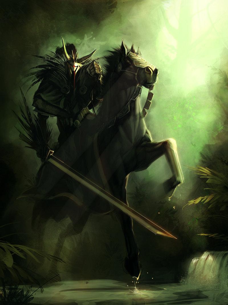 Ratnici svih vrsta Knight14