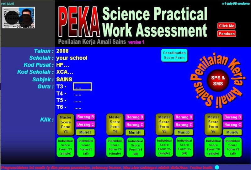 Program PEKA (Penilaian Kerja Amali Sains) Peka_c11