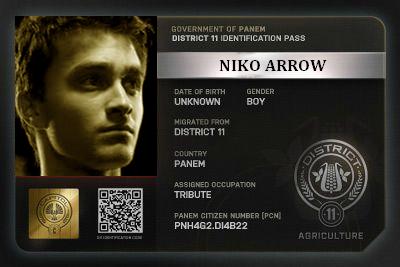 ARROW Niko-11-Mort M1110