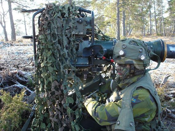 الصاروخ السويدي Bill 2 5810