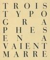 Poésie, typographie et graphisme (poésie graphique) Trois-11