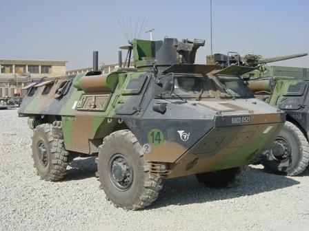 VAB heller ISAF Materi10