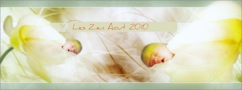 Les Zen'Aout et leurs Z'amours