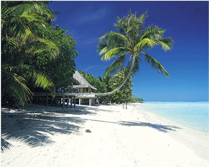 Top 10 des plus belles plages du monde ! Matira10