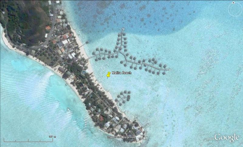 Top 10 des plus belles plages du monde ! Matira11