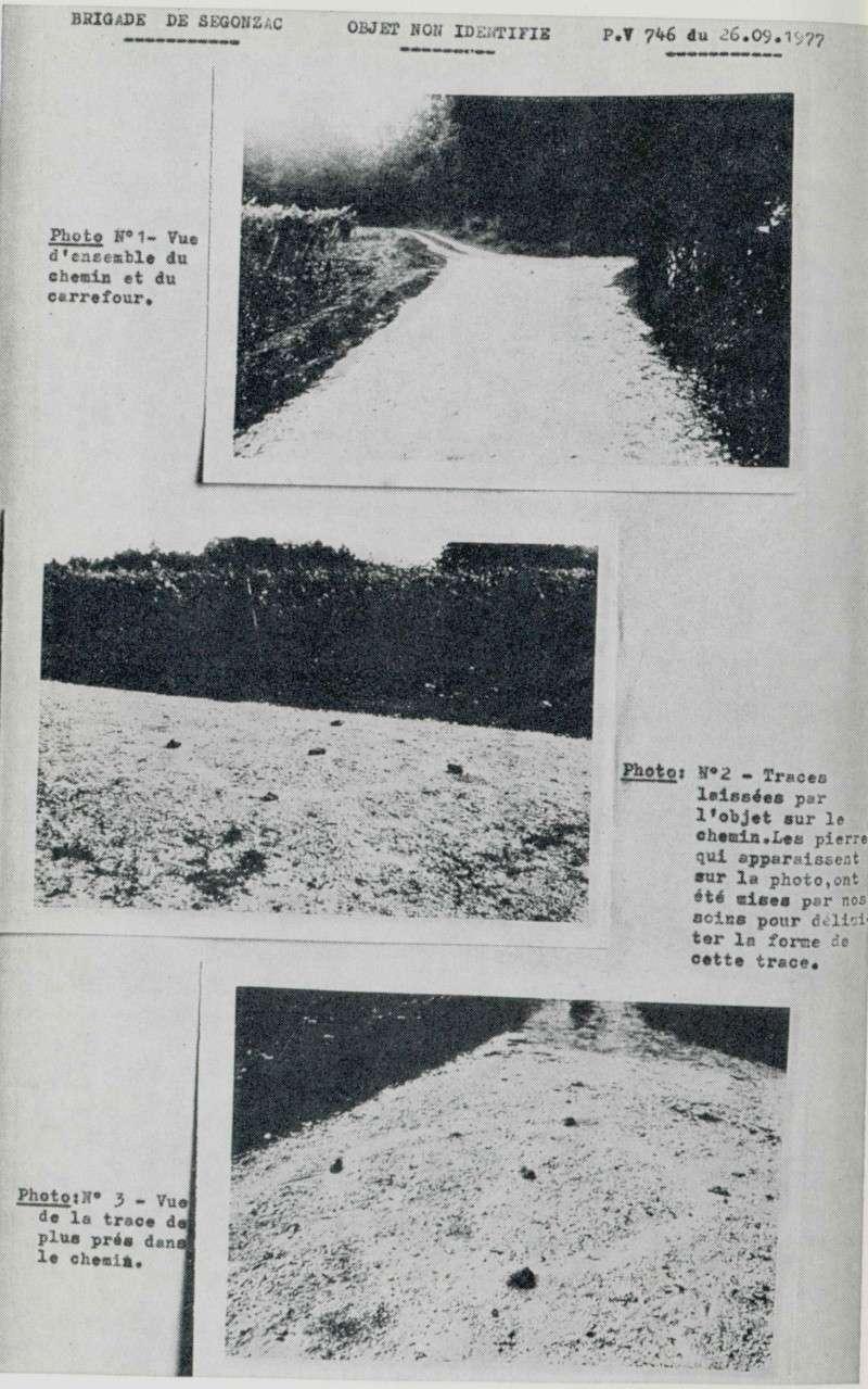 En 1977, le 26/09 Brigade de Segonzac (16) taux de Radioactivité anormal Segonz10