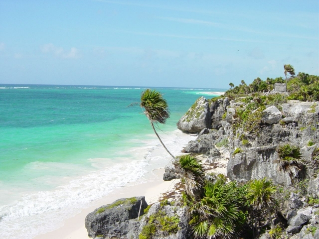 Top 10 des plus belles plages du monde ! Tulum10