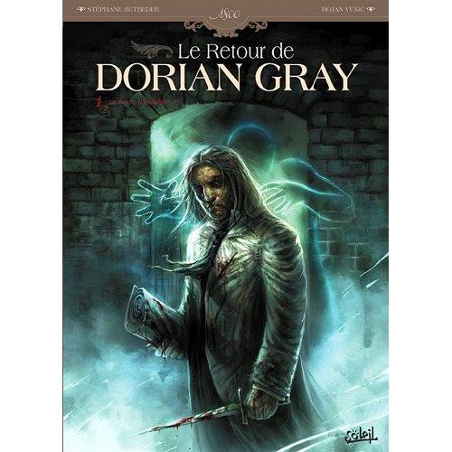 Dorian Gray en bande-dessinée !  Retour10