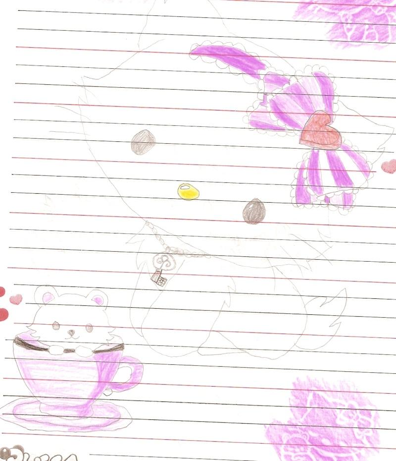 Desenhos by Ratuncio ^^ Digita18